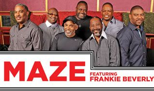 Maze featuring Frankie Beverly tickets at Microsoft Theater (formerly Nokia Theatre L.A. LIVE) in Los Angeles