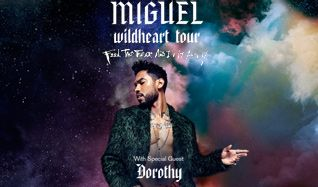 Miguel tickets at Arvest Bank Theatre at The Midland in Kansas City