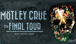 MÖTLEY CRÜE tickets at Ericsson Globe in Stockholm