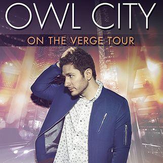 Owl City Past Tours