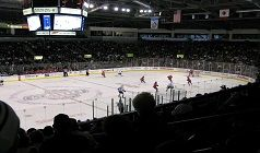 Everett Silvertips at Seattle Thunderbirds Tickets tickets at ShoWare Center in Kent