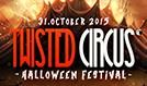 Twisted Circus Halloween Festival  tickets at indigo at The O2 in London