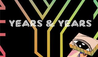 Years & Years tickets at Gothic Theatre in Englewood