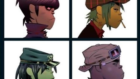 The best 3 concerts by Gorillaz