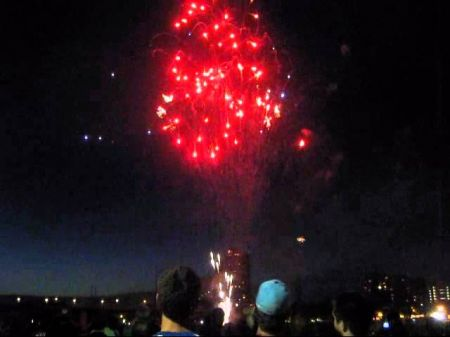 Best Independence Day fireworks in Minneapollis-St. Paul