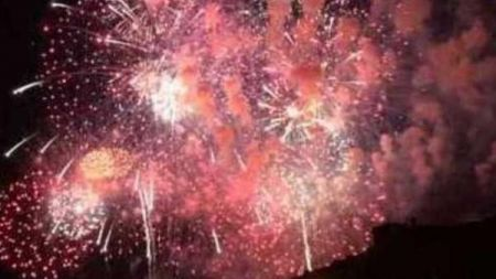 Fireworks laws in Nashville