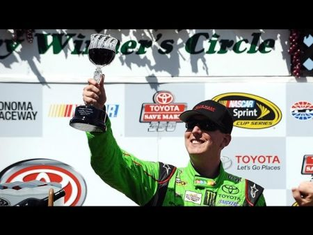 Kyle Busch back in Victory Lane, Kevin Harvick keeps lead in rankings