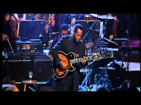George Benson and Chrisette Michele to perform in New York on August 14