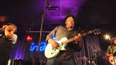 Review of The Tomás Doncker Band's 'Big Apple Blues'