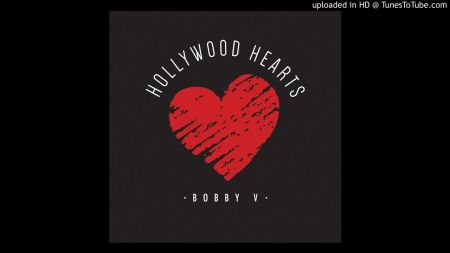 "Bobby V releases ""Hollywood Hearts"""