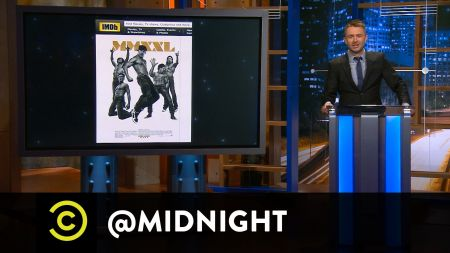 Chris Hardwick's '@midnight' gets renewed for a third season