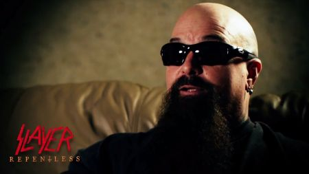 Slayer posts video clip about their new song 'Chasing Death'