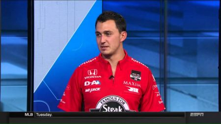 Graham Rahal on IndyCar championship chase: 'No excuses out there'