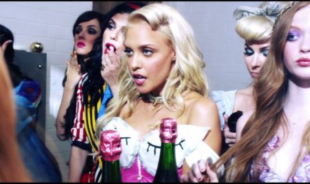 Eden XO does Disney dirty in 'The Weekend' music video