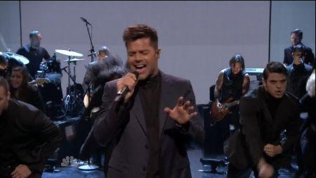 Ricky Martin announces U.S. fall tour