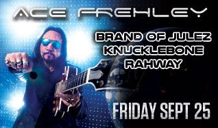 Ace Frehley tickets at Starland Ballroom in Sayreville