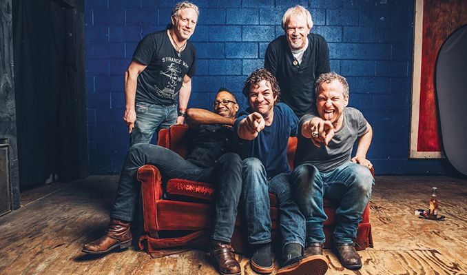 An Evening with Dean Ween Group tickets at The Showbox in Seattle