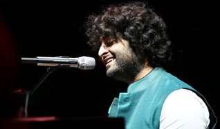 Arijit Singh tickets at The SSE Arena, Wembley, London