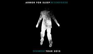 Armor for Sleep tickets at Trocadero Theatre in Philadelphia