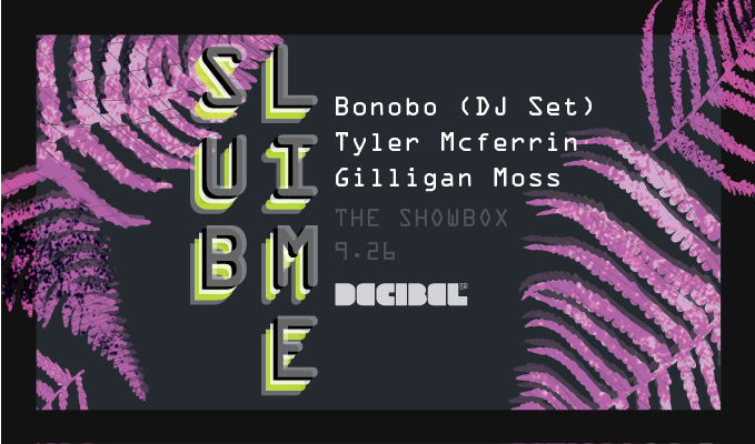 Bonobo (DJ Set) tickets at The Showbox in Seattle