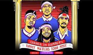 Chance The Rapper tickets at Arvest Bank Theatre at The Midland in Kansas City