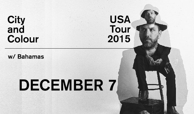 City and Colour tickets at Starland Ballroom in Sayreville