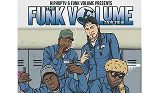 Funk Volume 2015 Tour: with Hopsin, Dizzy Wright, Jarren Benton, DJ Hoppa, and more tickets at Showbox SoDo in Seattle