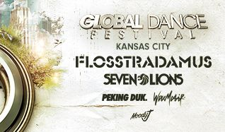 Global Dance Festival 2015 tickets at Arvest Bank Theatre at The Midland in Kansas City