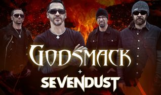 Godsmack tickets at Arvest Bank Theatre at The Midland in Kansas City