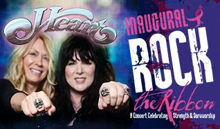Heart tickets at Arvest Bank Theatre at The Midland in Kansas City