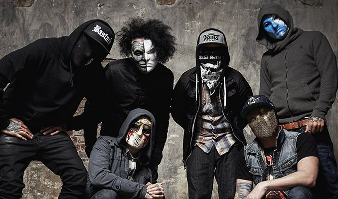 Hollywood Undead tickets at The Showbox in Seattle