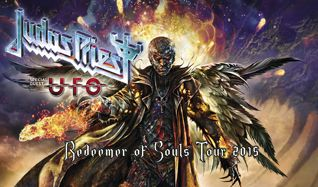 Judas Priest tickets at Ericsson Globe in Stockholm