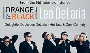 Lea DeLaria tickets at The Regency Ballroom in San Francisco