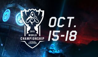 League of Legends: 2015 World Championship Quarterfinals  tickets at The SSE Arena, Wembley in London