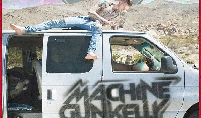Machine Gun Kelly tickets at The Showbox in Seattle