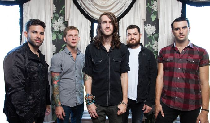 Mayday Parade and The Maine