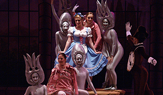 Northeast Atlanta Ballet Presents Beauty and the Beast tickets at Infinite Energy Theater in Duluth