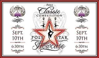 Pole Classic Competition & Pole Star Showcase tickets at The Joint at Hard Rock Hotel & Casino Las Vegas in Las Vegas