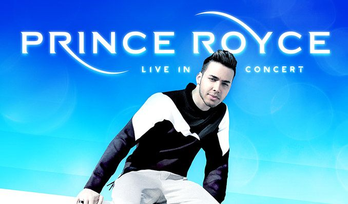 Prince Royce tickets at Showbox SoDo in Seattle
