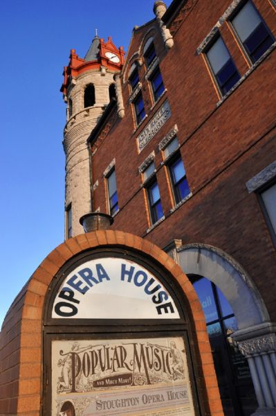 The weekend's Catfish Music Festival takes place in and around the historic building