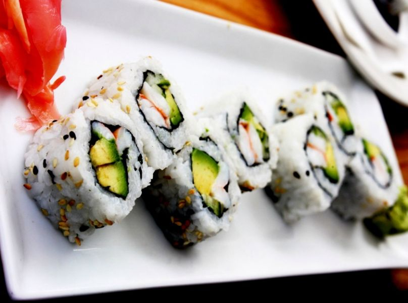Some buffets in Houston offer sushi