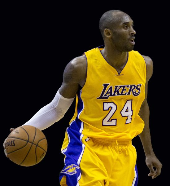 Kobe Bryant will have to play take on a different role with the Los Angeles Lakers next season by playing multiple positions.