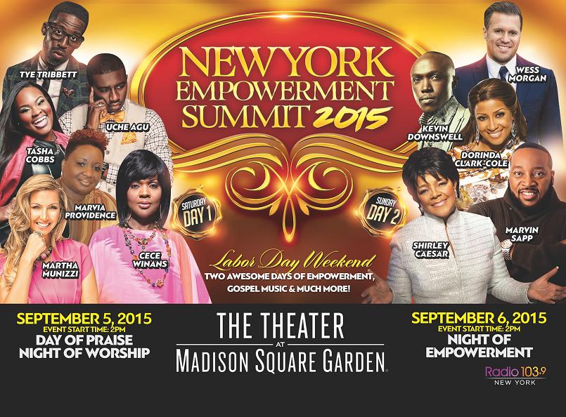 New York Empowerment Summit 2015