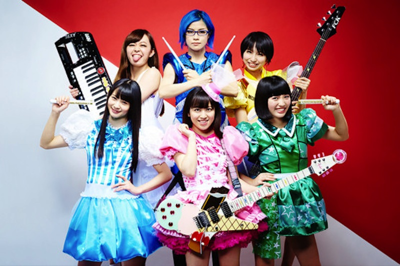 Gacharic Spin headlining J-POP Summit 2015