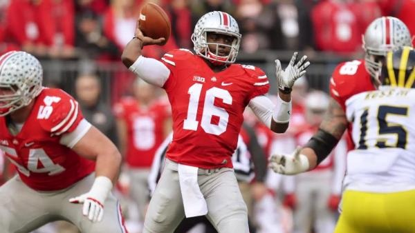 Ohio State's J.T. Barrett is ready to duel for the starting QB position