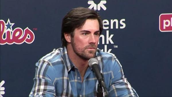Philadelphia Phillies: Cole Hamels' swan song counters Jonathan Papelbon's bark