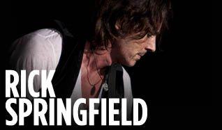 Rick Springfield tickets at The Joint at Hard Rock Hotel & Casino Las Vegas in Las Vegas