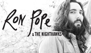 Ron Pope + The Nighthawks tickets at Mill City Nights in Minneapolis