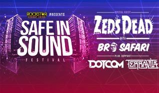 Safe In Sound Festival  tickets at Arvest Bank Theatre at The Midland in Kansas City