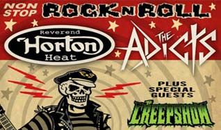 The Adicts and Reverend Horton Heat tickets at The NorVa in Norfolk